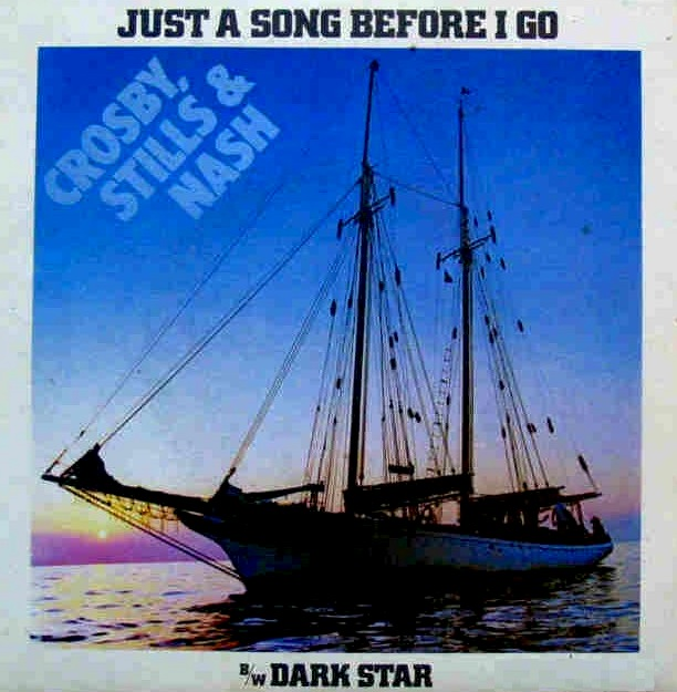 Crosby, Stills And Nash - Just A Song Before I Go